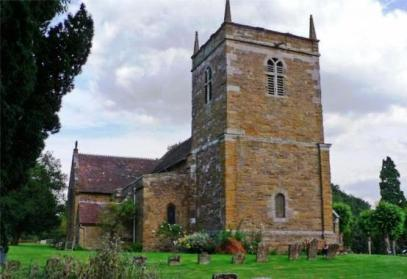 Napton-on-the-Hill-Igreja