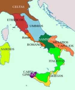 Roma-Italia-400aC