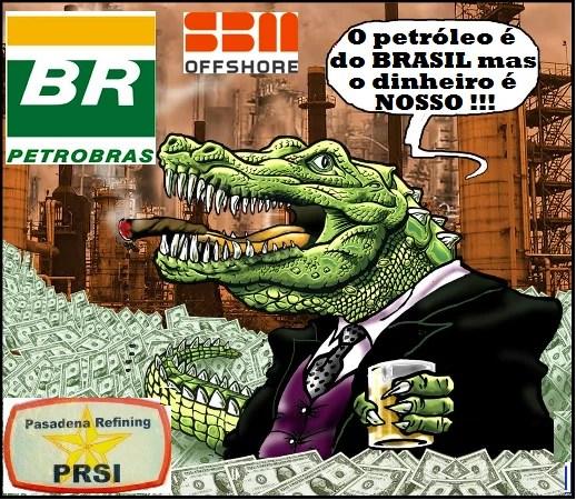 corrupção-reptil-petrobras