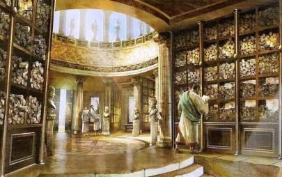 serapeu-alexandria-biblioteca