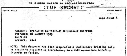 Majestic12-Briefing-1989-prelim-briefing-only