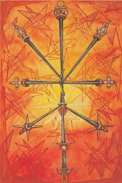 The Ten of Swords