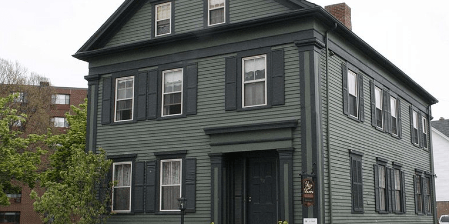The Lizzie Borden Murder House Is On The Market