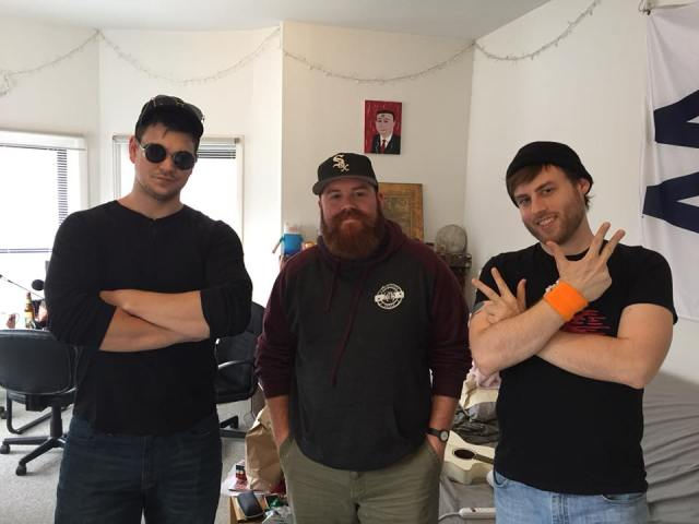 Thought Cops episode 90 with Alex Prevolos of The Storefront in Chicago