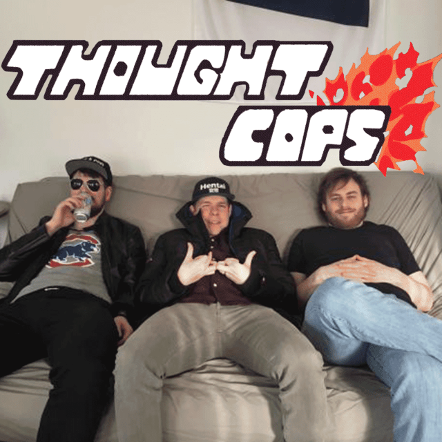 Brandon Kirkman, Chicago comedian and guest on episode 105 of Thought Cops