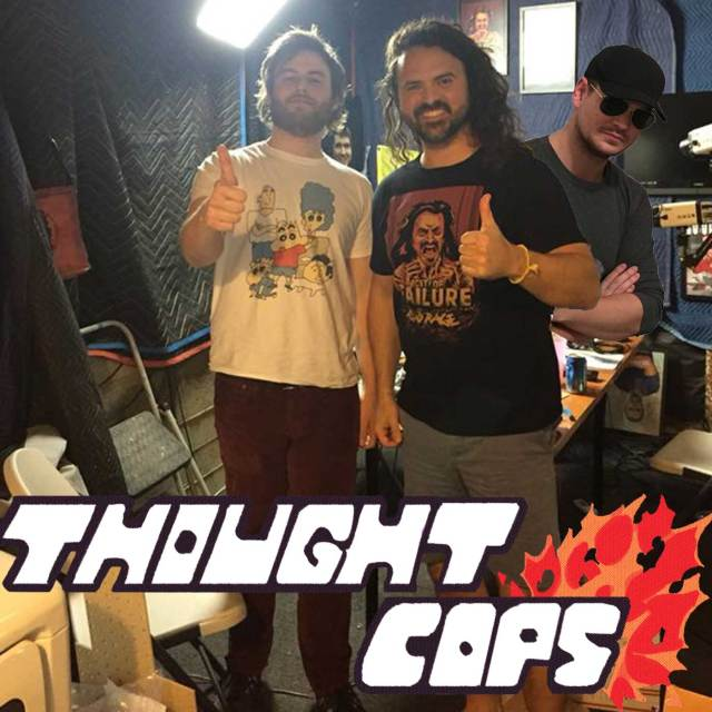 Dick Masterson dropping in for episode 108 of Thought Cops