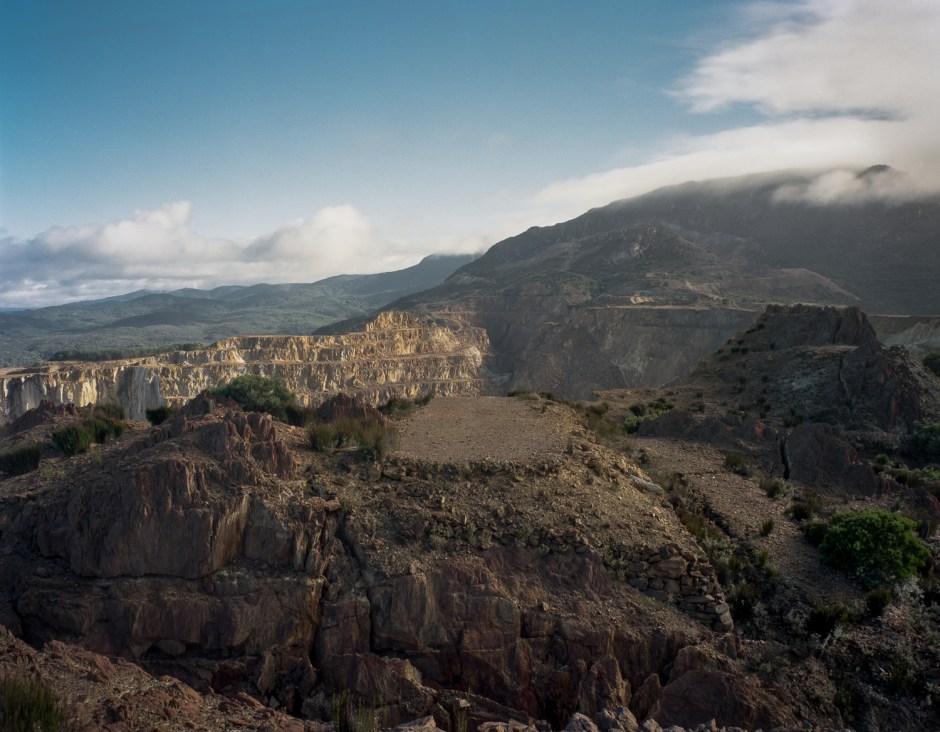 Mt Lyell Mine, Tasmania