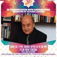 In Conversation With Anupam Kher Thursday, June 18 at 7:00pm (doors open at 6:30pm) Film Row Cinema 1104 S. Wabash Avenue, Chicago, IL 60605 Buy Tickets  Eye on India […]