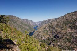 Looking toward Hetch Hetchy