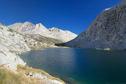 Lower Palisade lake