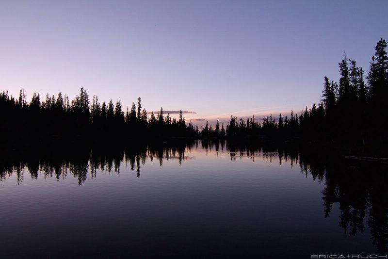 Eagles Nest Wilderness Backpacking White River National