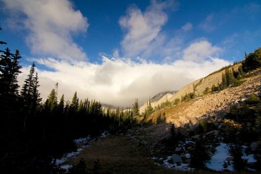 Mt Audubon Hike