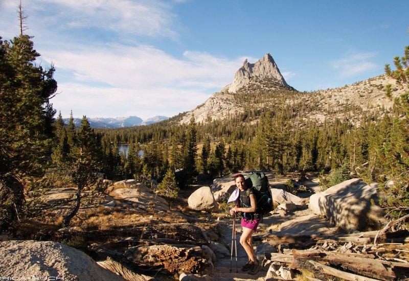 Me & Cathedral Peak