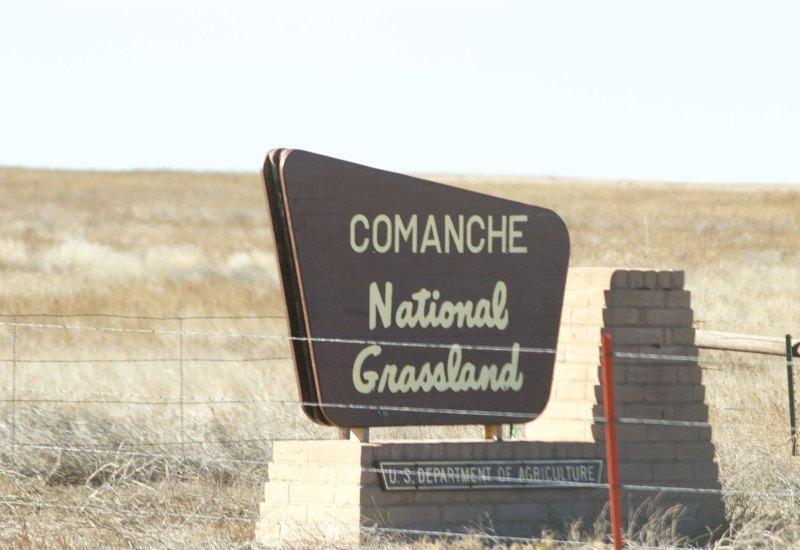 Comanche National Grasslands