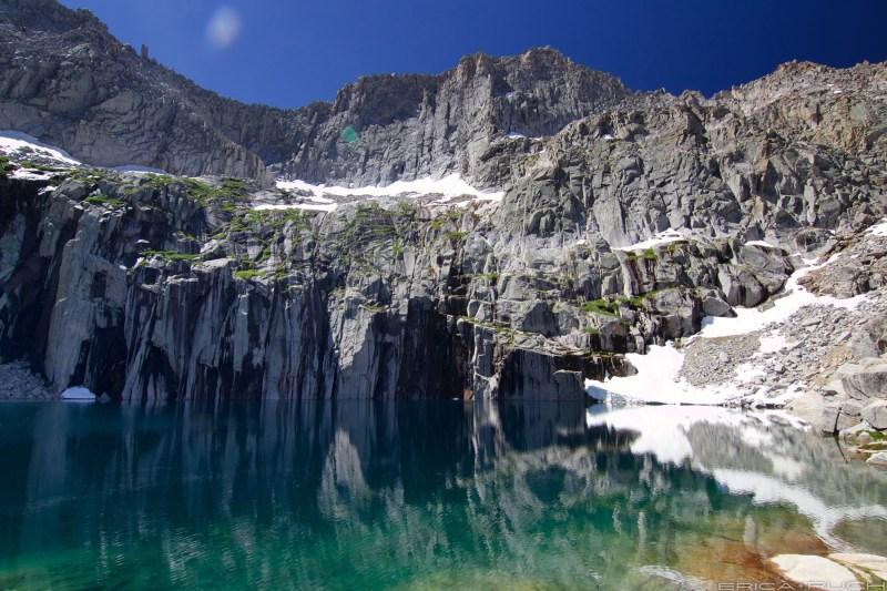 Precipice Lake