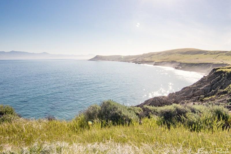 Santa Rosa Island coast