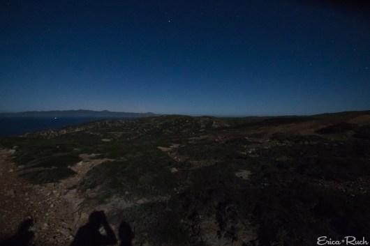 Black Mountain Hike, Santa Rosa Island