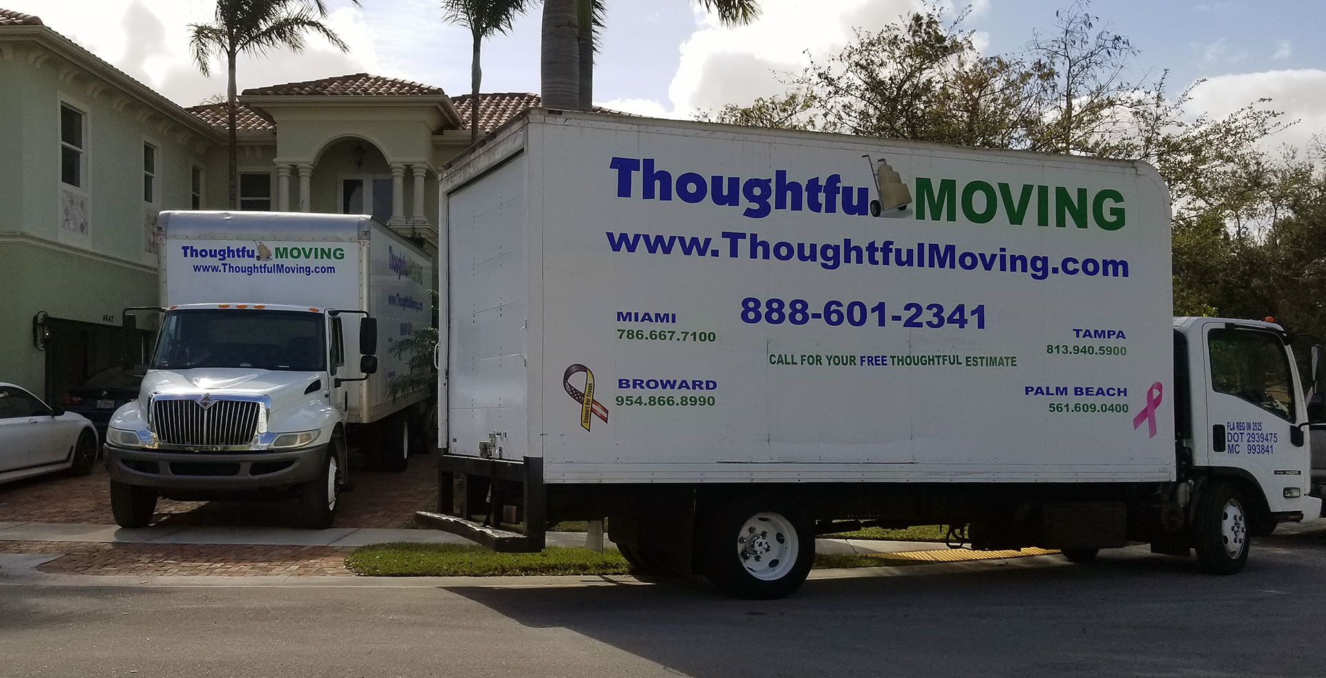 Thoughtful Moving Services