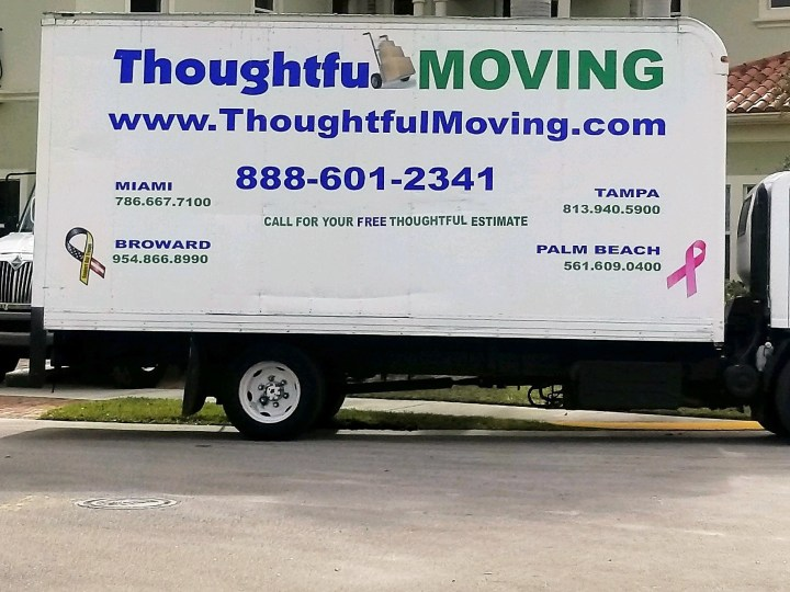 Thoughtful movers clearwater
