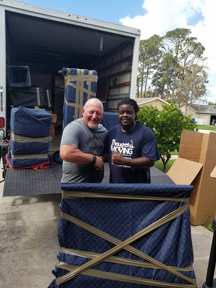 Palm Harbor moving