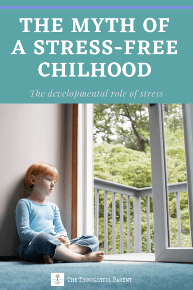 stress-free childhood