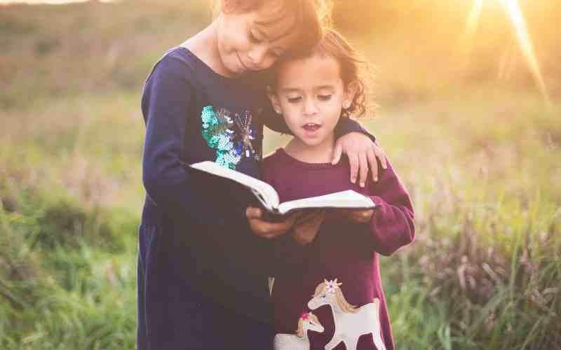 gifts for raising an unselfie child