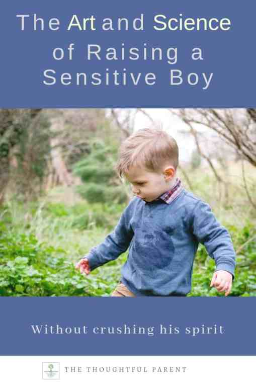raising a sensitive boy