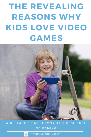 video games and kids