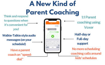 positive parenting coaching