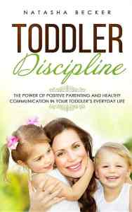 Toddler discipline book