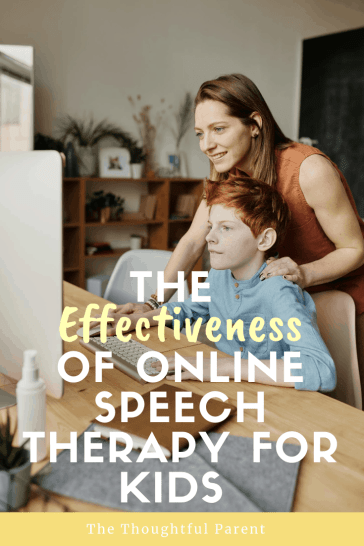 online speech therapy