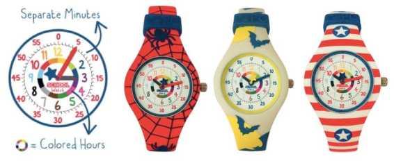 kid-friendly watches