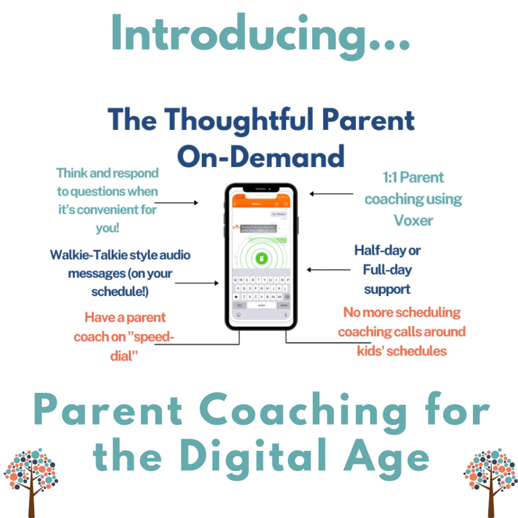 asynchronous parent coaching