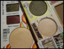 Left is the Balm Jovi Palette, the In the Balm of Your Hand is on the right.