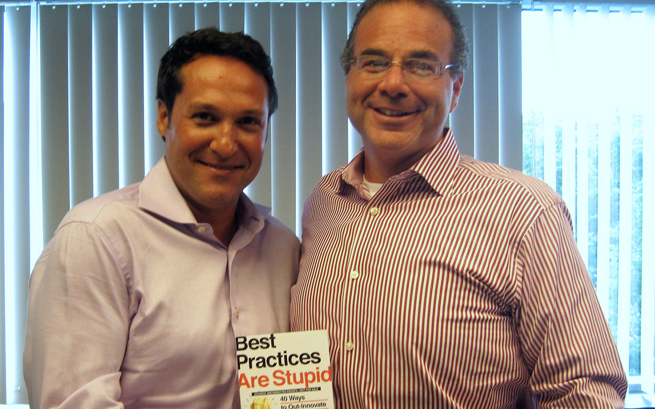 Steve Shapiro and Peter Winick