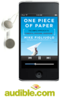 One Piece of Paper on Audible