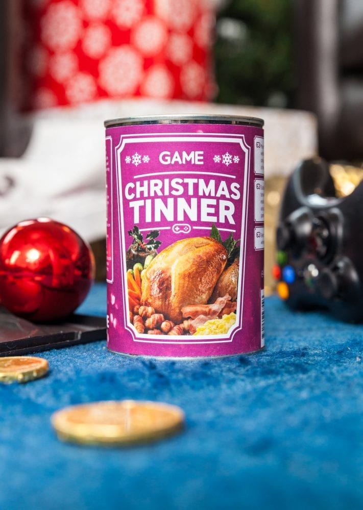 Christmas Dinner In A Can Is Here Folks, Interested?