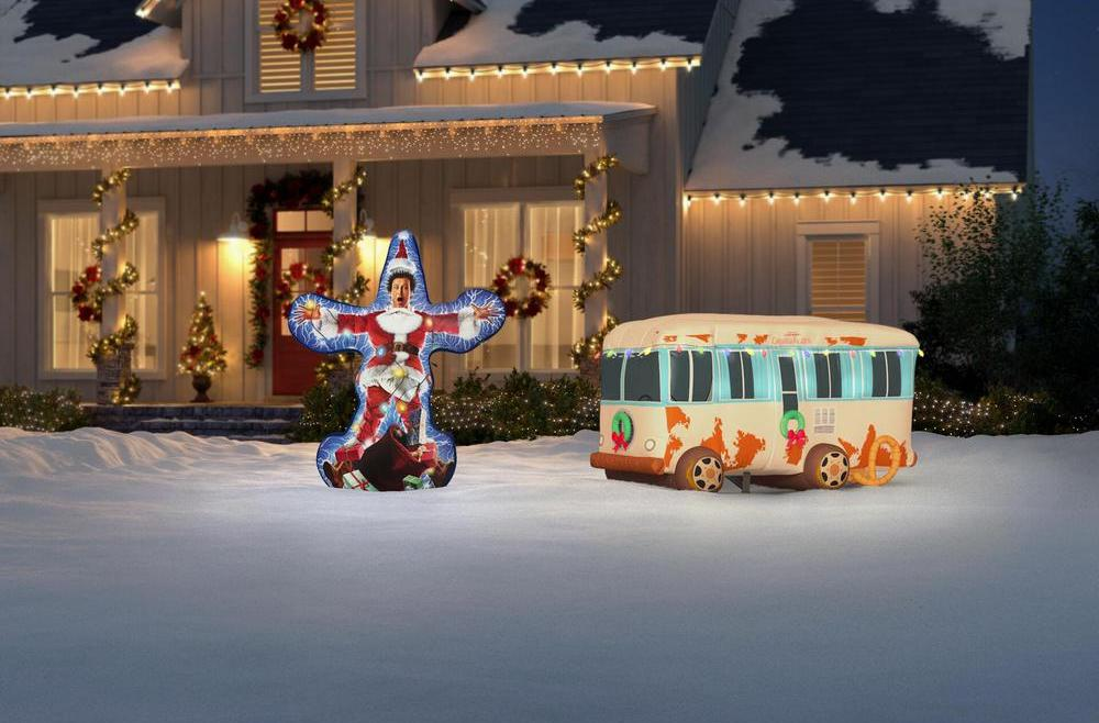 Don't Miss Out On This Inflatable 'Christmas Vacation' Griswold RV