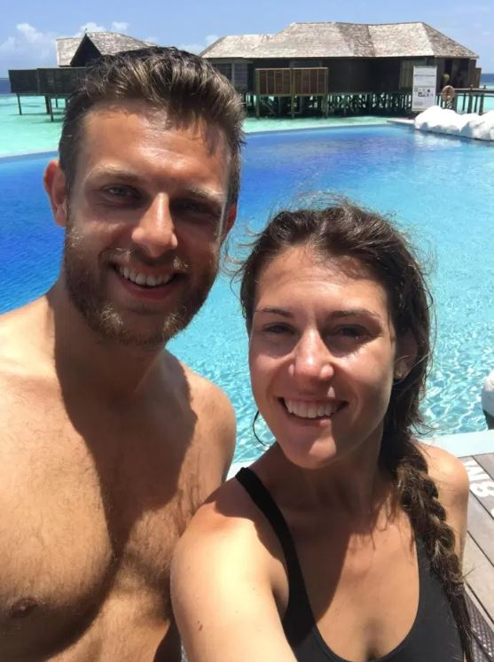 woman discovers she first met husband on family holiday when she was six