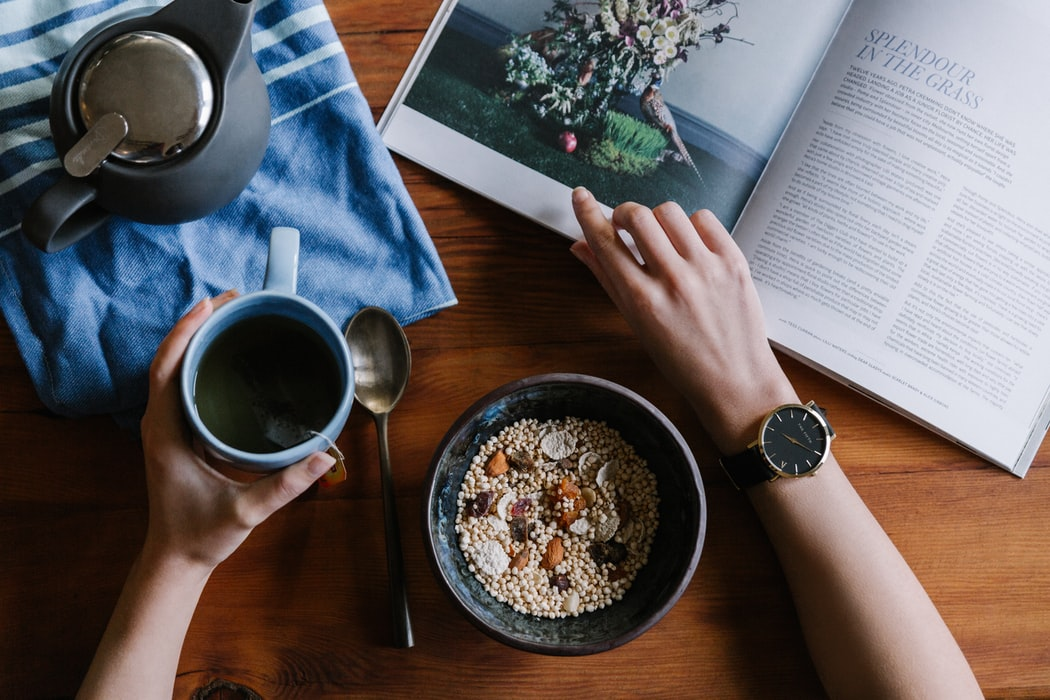 why morning routine is essential for your wellbeing