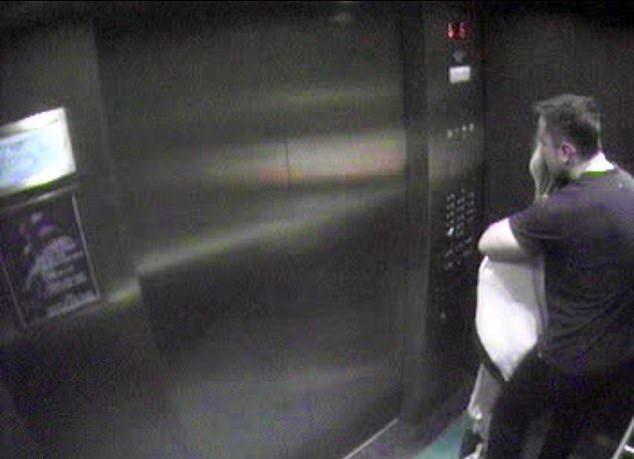 swimsuit-clad amber heard is caught on surveillance tape cuddling up to elon musk