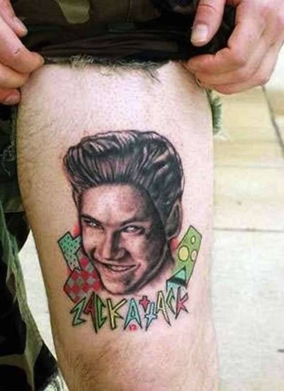 the best tattoos inspired by '90s pop culture