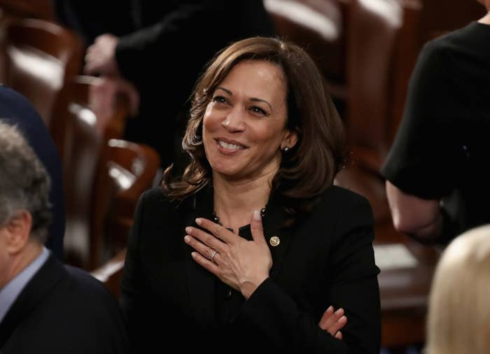 here's how celebrities are reacting to kamala harris's election as the first woman vice president of the united states