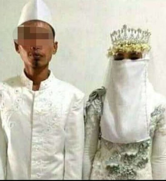 husband discovers that his new wife is a man two days after their wedding