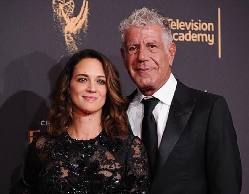 asia argento responds to allegations, says anthony bourdain paid off her accuser