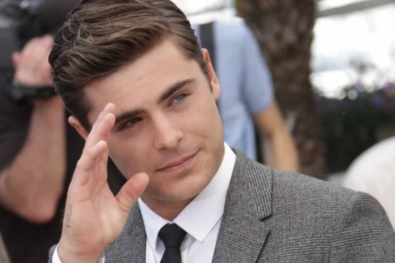 zac efron fans convinced he flashed his privates in sweaty sauna instagram pic