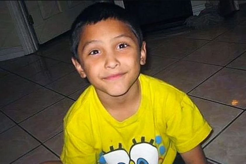 young boy asked teacher if it was ok to be hit by a belt before he was tortured to death