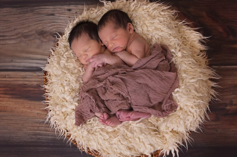 wife's cheating 'exposed' as dna test reveals twins have different dads