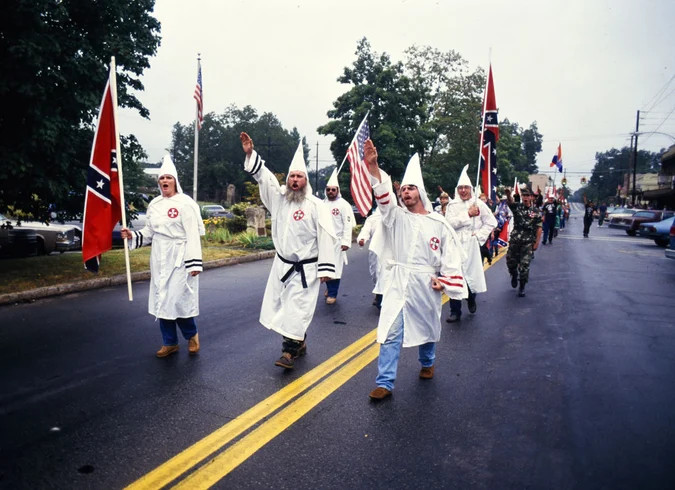 over 4 million people sign petition to abolish the kkk and declare it a terrorist organization