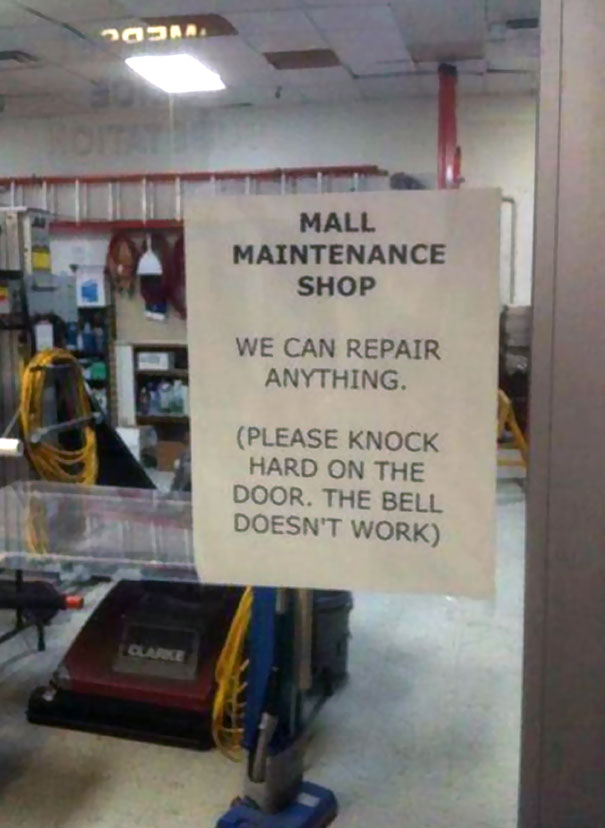 40 hilarious times shops made their customers laugh out loud